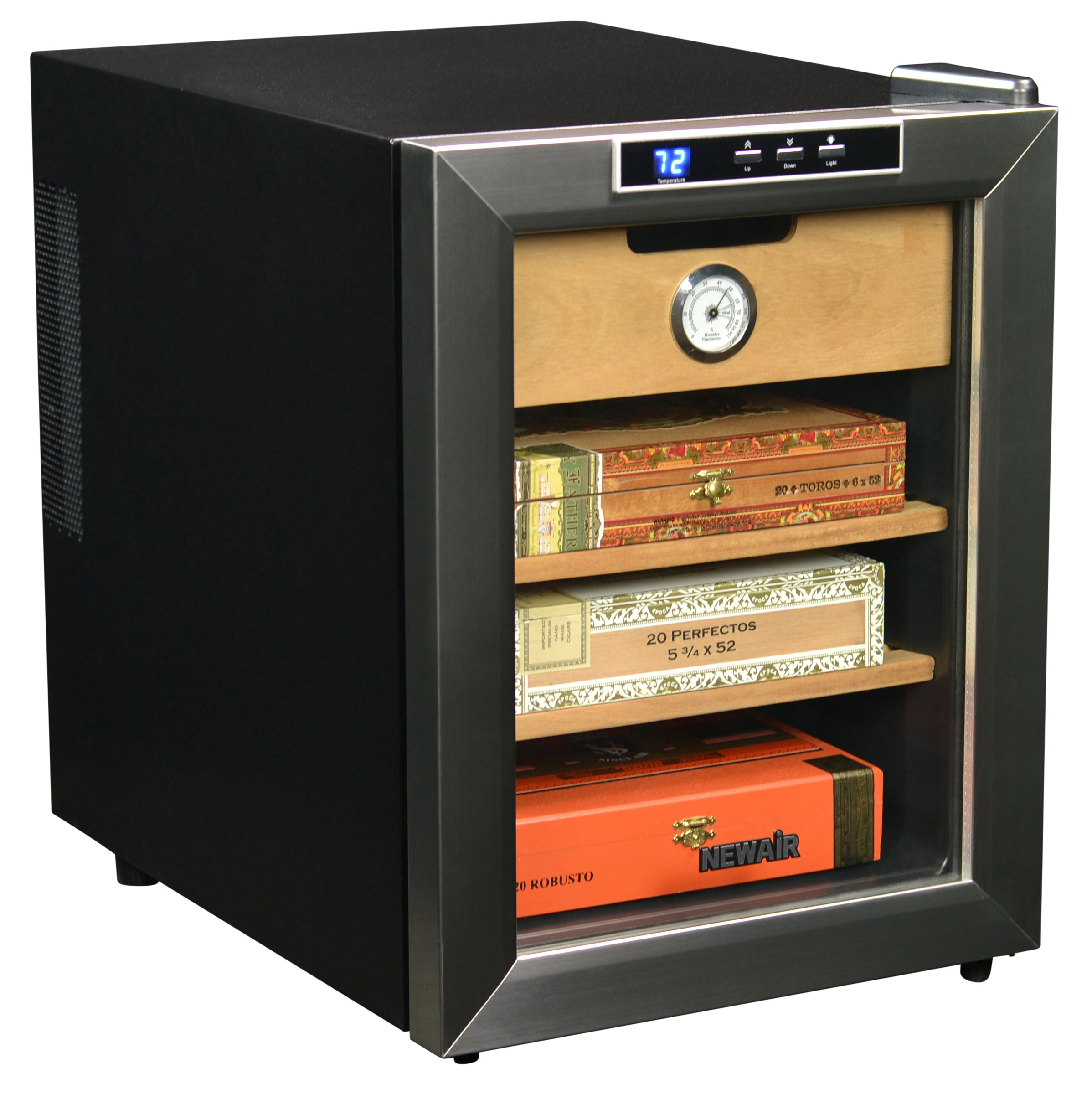 The NewAir CC-100 Thermoelectric Cigar Humidor
