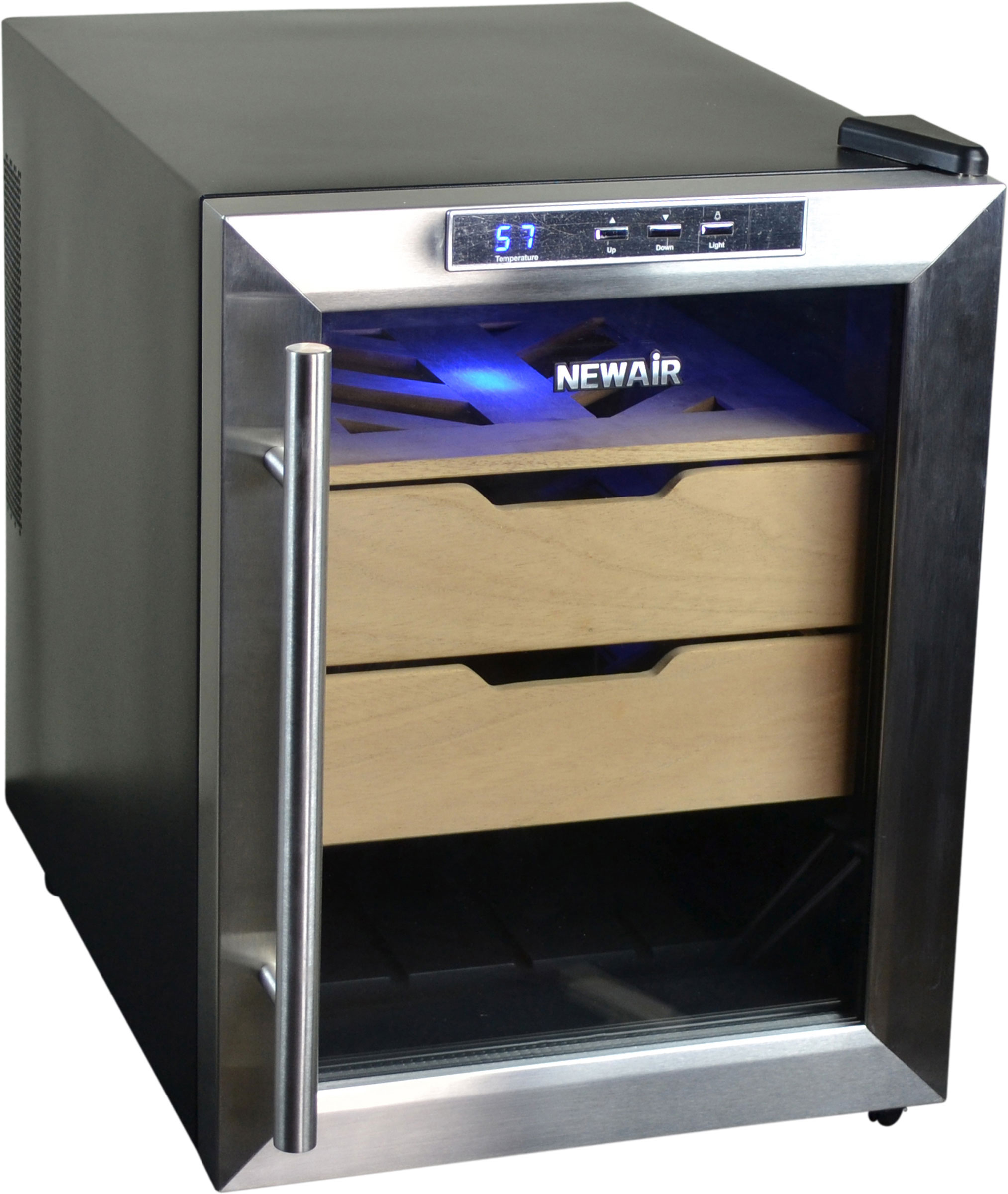 NewAir CC-121E Thermoelectric Humidor Cigar Cooler