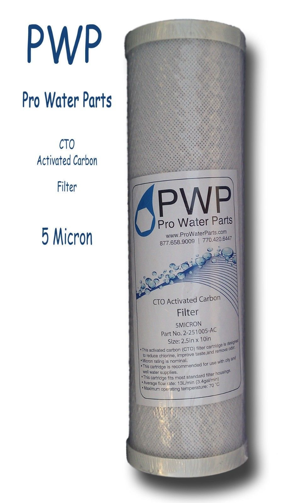 Carbon Filter 5 Micron
