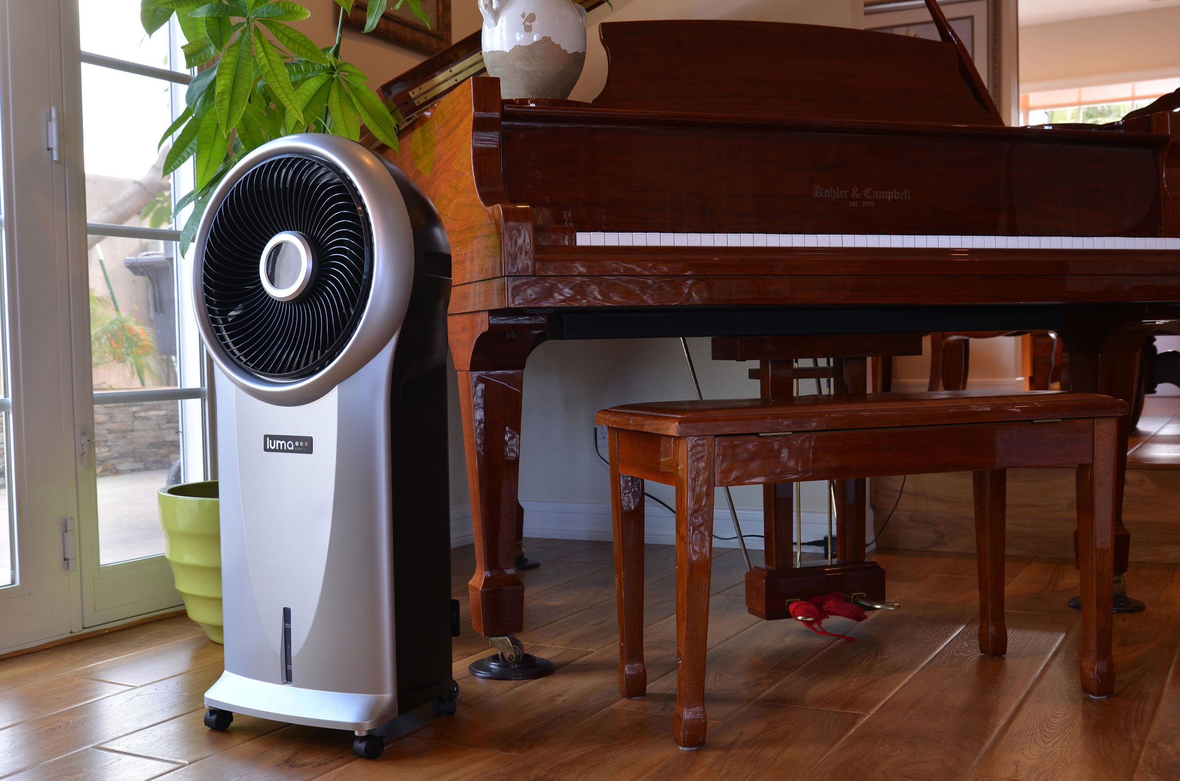 EC110S Portable Evaporative Cooler