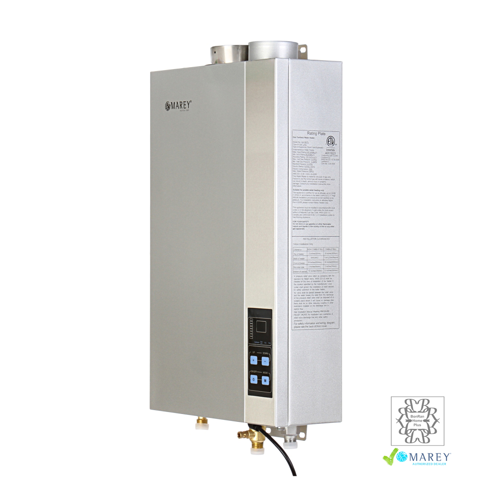 Marey Propane GA14CSALP Tankless Water Heater CSA Rated 3.7 GPM