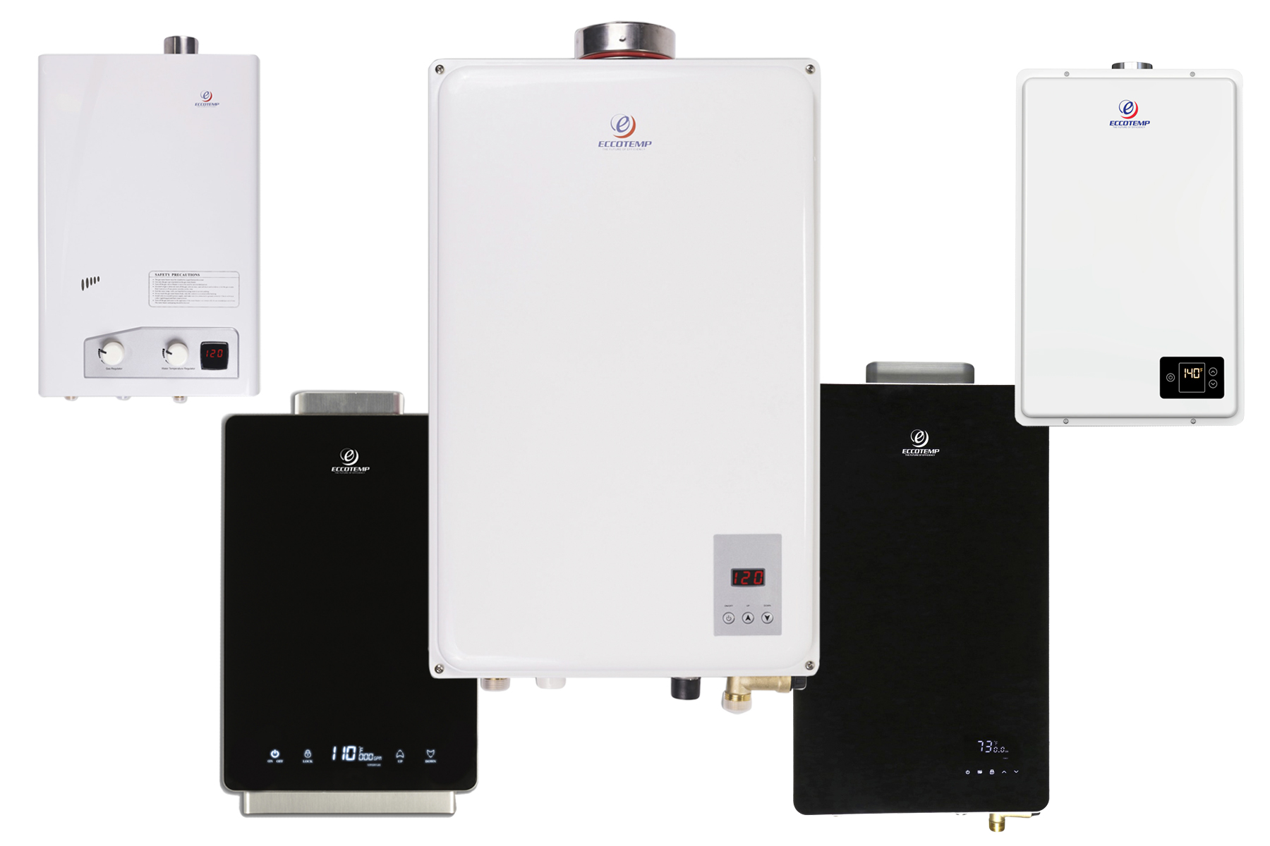 Eccotemp Indoor Natural Gas Tankless