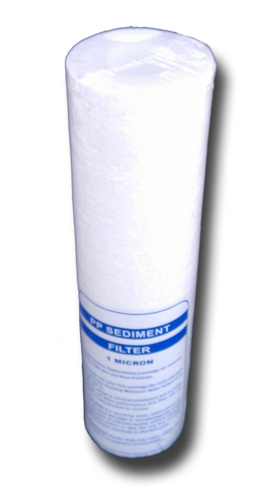 PP Sediment Filter 1 MICRON 2 Pack